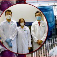 Vacina cearense contra covid-19 aguarda aval da Anvisa para iniciar testes em humanos
